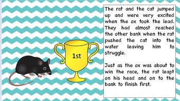 Ordinal Numbers using the Chinese zodiac animals