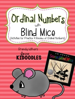 Ordinal Numbers with Blind Mice