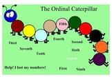 Ordinal Numbers with The Ordinal Caterpillar