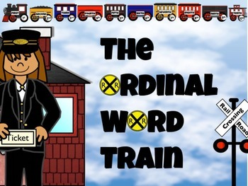 Ordinal Word Train