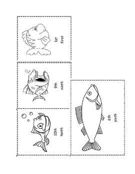 Ordinal number fish
