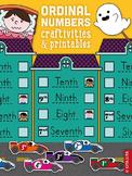 Ordinal numbers craftivities