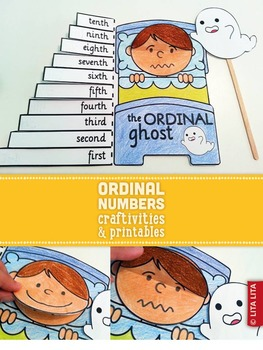 Ordinal numbers craftivities