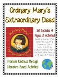 Ordinary Mary's Extraordinary Good Deed: Promote Kindness through Literature