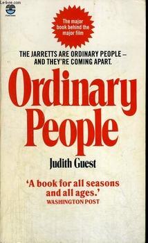Ordinary People Intro and Freewrite