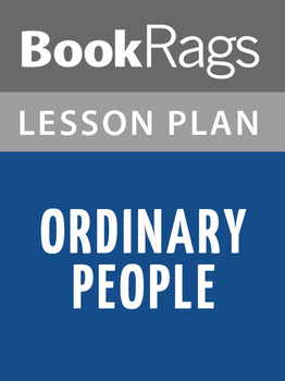 Ordinary People Lesson Plans