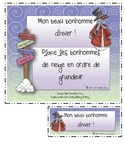 Ordre de grandeur Petits et grands (activities math french bundle)