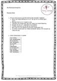 Orduimhreacha - Irish Grammar Activities