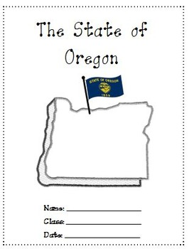 Oregon A Research Project