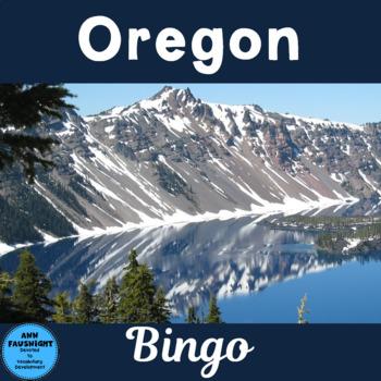 Oregon Bingo