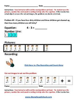 K - Oregon - Common Core -  Operations and Algebraic Thinking