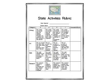 Oregon Differentiated State Activities