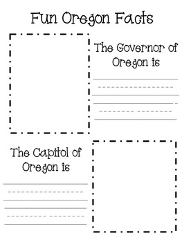 Oregon Facts Book