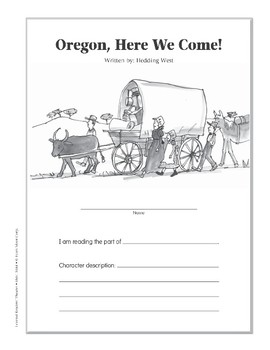 Oregon, Here We Come (Leveled Readers' Theater, Grade 4)