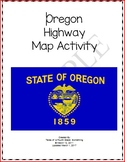 Oregon Highway Map Assignment