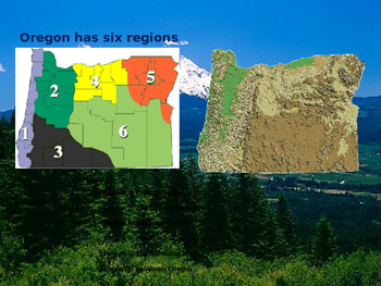 Oregon History PowerPoint - Part I