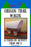 Oregon Ho! Create a 3-D Oregon Trail Wagon! Super Cool Printable Project