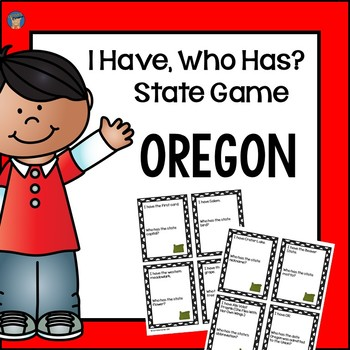 Oregon I Have, Who Has Game