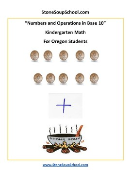 K - Oregon -  Common Core - Numbers and Operations in Base 10