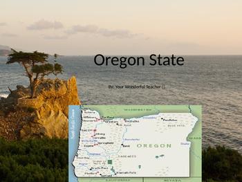 Oregon Powerpoint