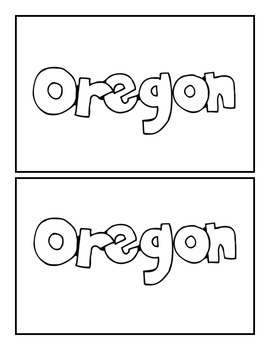 Oregon State Book