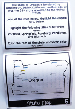 Oregon State Flipbook