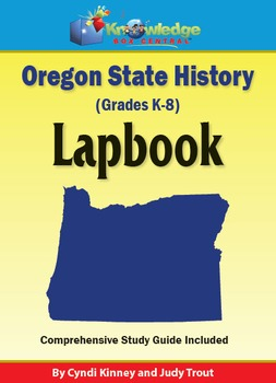Oregon State History Lapbook