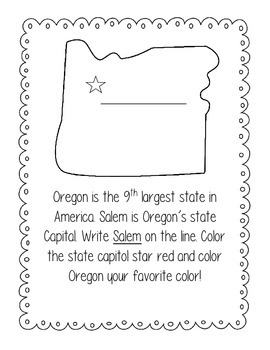 Oregon State Study Guide