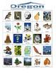 Oregon:  State Symbols and Sites