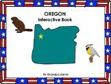Oregon State interactive book grades pre-k - 2nd: autism,