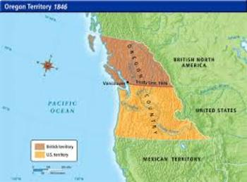 Oregon Territory Background Information Packet
