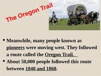 Oregon Trail BUNDLE- 4th Social Studies