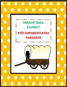 Oregon Trail Levelized Fluency Passages