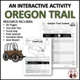 Oregon Trail Activity