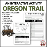 Oregon Trail Activity