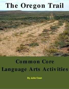 Oregon Trail Language Arts Activities