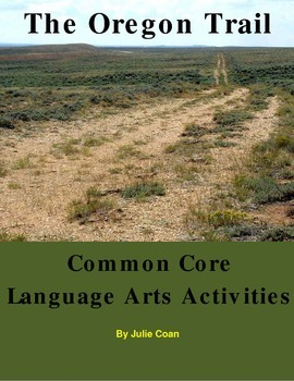 Oregon Trail Language Arts Activities
