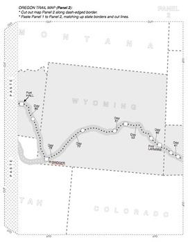 Oregon Trail Mega Map SURFFDOGGY