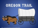 Oregon Trail Powerpoint Lesson (Power Point)