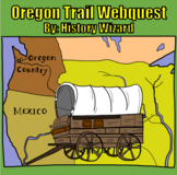 Oregon Trail Western Expansion Webquest