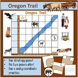 Oregon Trail/ Westward Expansion Game (X and Y Coordinate)