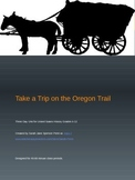 Oregon Trail and Western Expansion Activity