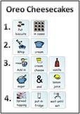 Oreo Cheesecake Visual Recipe