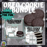 Oreo Cookie Activity Bundle- Great End of the Year activity!