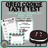 Eat an Oreo Cookie Day Activities- taste test