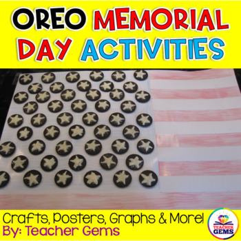 """Oreo Memorial"" & Veteran's Day Activities {Common Core; I"