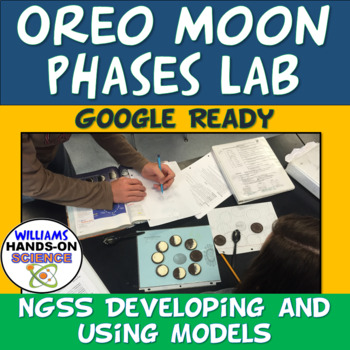 Oreo Moon Phases Lab
