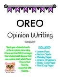 Oreo Opinion Writing (Literally!)