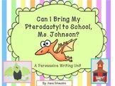 Oreo Persuasive Writing Unit and Crafts