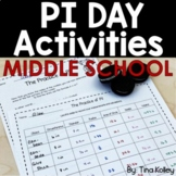 Pi Day Activities - Roll With Pi! Interactive Hands On Pi Lessons